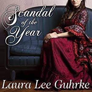 Scandal of the Year Audiobook