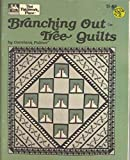 img - for Branching out, tree quilts book / textbook / text book