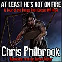 At Least He's Not on Fire: A Tour of the Things That Escape My Head (       UNABRIDGED) by Chris Philbrook Narrated by James Foster