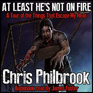 At Least He's Not on Fire: A Tour of the Things That Escape My Head Audiobook