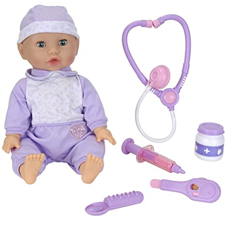 You & Me 16 inch Comfort & Care Doll - Caucasian