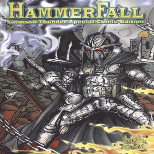 Hammerfall - Crimson Thunder (Special Comic Edition)