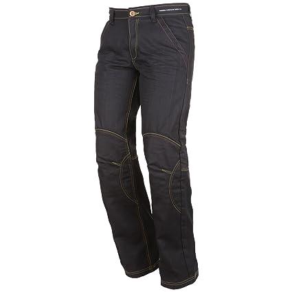 Modeka wAX dENVER jean pour homme noir