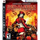 Command & Conquer Red Alert 3 - Playstation 3