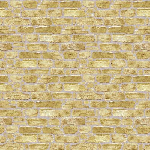 Decowall, HWP-21206 /Sticky Back Plastic Wallpaper/Self-adhesive wallpaper/Brick effect wallpaper (1) 50cm x 1m