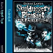 The Faceless Ones: Skulduggery Pleasant, Book 3 | Derek Landy