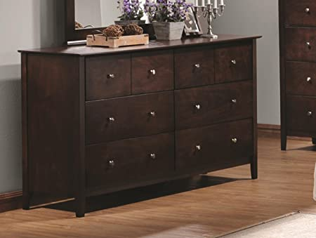 Double Oak Dresser