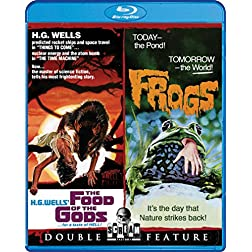 The Food Of The Gods / Frogs [Blu-ray]