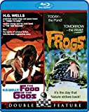 Food Of The Gods, The / Frogs [Blu-ray]