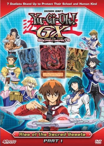 Yu-Gi-Oh Gx: Rise of the Sacred Beasts Part 1 [DVD] [Region 1] [US Import] [NTSC]