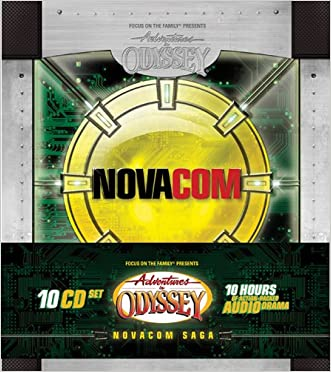 Novacom Saga: 10 Hours of Action-Packed Audio Drama (Adventures in Odyssey)