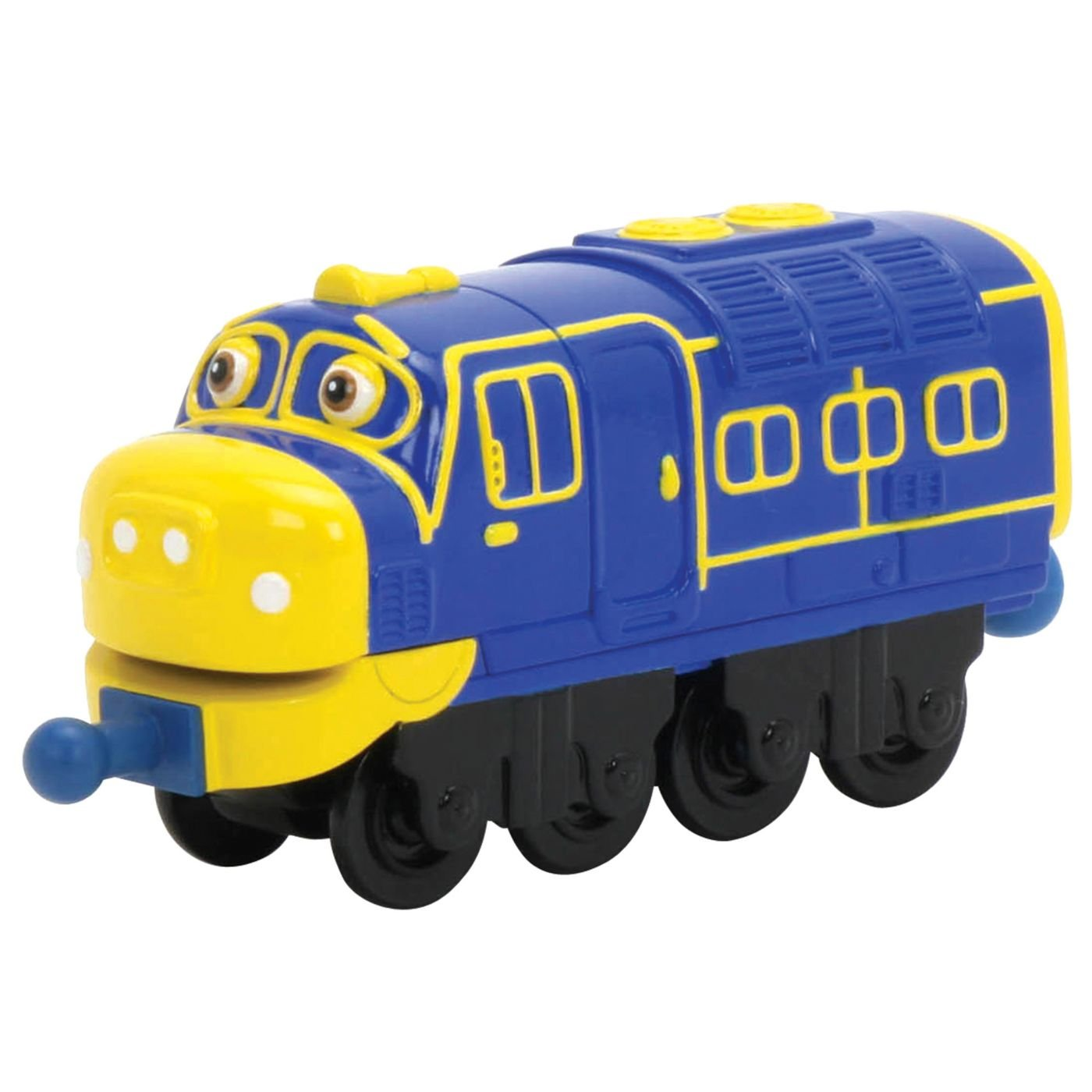 Chuggington Wooden Railway Brewster