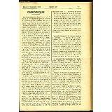 LE PETIT JARDIN ILLUSTRE N° 150 - Chronique ; La direction de l'agriculture, H. M. ; La mise à fruit des arbres...