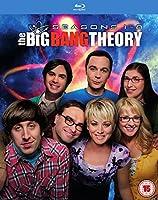 The Big Bang Theory - Seasons 1-8 [Blu-ray] [2015] [Region Free]