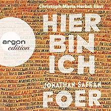Hier bin ich Hörbuch von Jonathan Safran Foer Gesprochen von: Christoph Maria Herbst