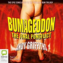 Bumageddon: The Final Pongflict Audiobook by Andy Griffiths Narrated by Stig Wemyss
