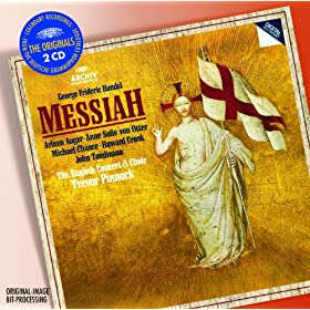George Frideric Handel: Messiah / Part 2 - 40. Recitative: He that dwelleth in heaven