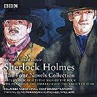 Sherlock Holmes: The Four Novels Collection Radio/TV von Arthur Conan Doyle, Bert Coules Gesprochen von: Clive Merrison,  full cast, Michael Williams