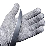 Kitchen Cut Resistant gloves with CE Level 5 Protection (2 gloves)