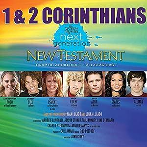 (30) 1,2 Corinthians, The Word of Promise Next Generation Audio Bible Audiobook