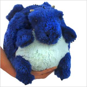 7 Blue Dragon Plush