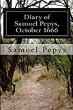Diary of Samuel Pepys, October 1666