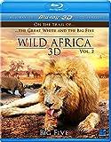 Wild Africa 3D - Volume 2 (Blu-Ray 3D + Blu-ray)