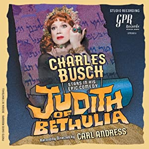 Judith of Bethulia Performance