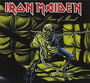 NEW Iron Maiden - Piece Of Mind (CD)