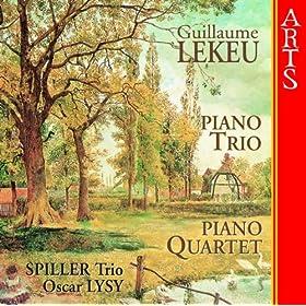 Piano Trio In C Minor: III. Tr�s Anim� (Lekeu)