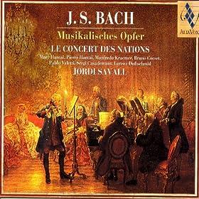 Canon 2 A 2 Violini In Unisono (Bach)