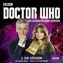 Die Sünden (Doctor Who: Die Dynastie der Winter 3) Hörbuch von James Goss Gesprochen von: Lutz Riedel