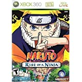 Naruto: Rise of a Ninja - Xbox 360 (Renewed)