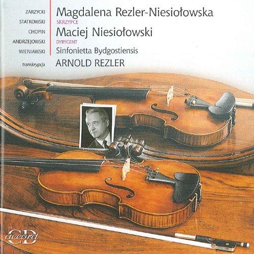 Legende in G Major, Op. 17 (arr. A. Rezler)