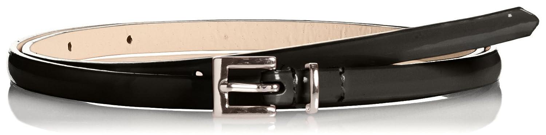 Amazon.co.jp: (ビス) ViS エナメルスクエアベルト BVW1517 01 ブラック 01 M: 服&ファッション小物通販