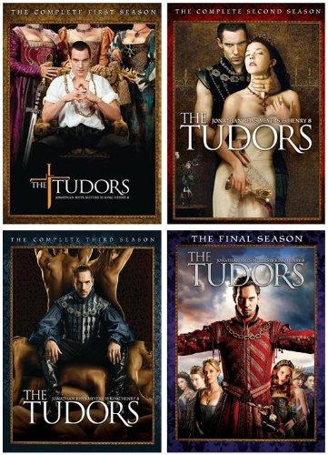 Тюдоры / The Tudors (2007-2010) BDRip 720p от GYN
