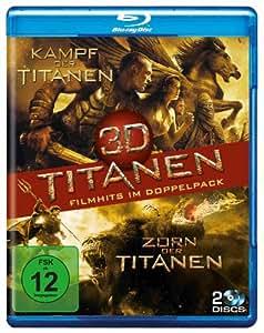 Kampf & Zorn der Titanen 3D (exklusiv bei Amazon.de) [3D Blu-ray]