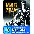 Mad Max 2 - Der Vollstrecker (Steelbook) (exklusiv bei Amazon.de) [Blu-ray] [Limited Edition]