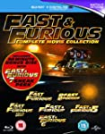 Fast & Furious 1-6 (includes sneak pe...