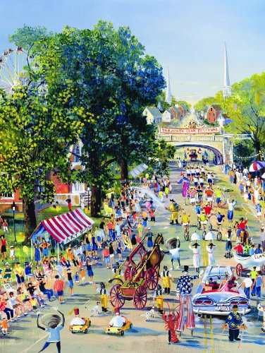 Yarmouth Clam Festival 500 Piece Puzzle