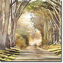 The Destination by Harold Davis Premium Gallery-Wrapped Canvas Giclee Art (Ready-to-Hang)