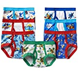 Disney Mickey Mouse Clubhouse Superhero! Boys Toddler Briefs 7 Pair - 7 Designs