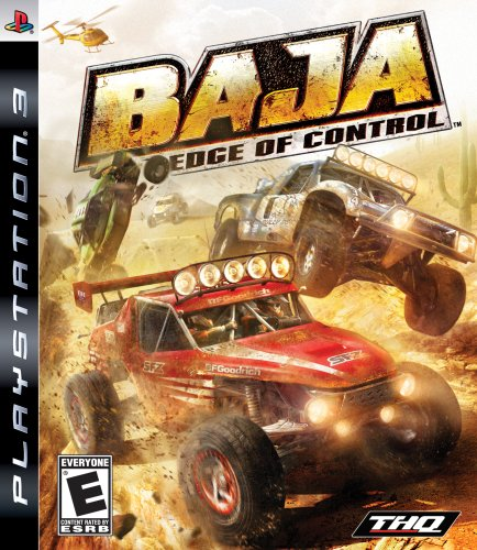 Baja: Edge Of Control - Playstation 3 front-326872
