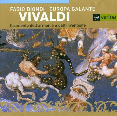 Vivaldi - Il cimento dell'armonia e dell'inventione / Europa Galante, Biondi