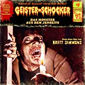 Das Monster aus dem Jenseits (Geister-Schocker 41) | Brett Simmons