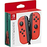 Nintendo Joy-Con (L/R) - Neon Red (Color: Neon Red)