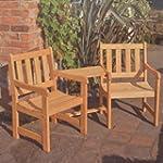 Wooden Garden Furniture Companion Tet...