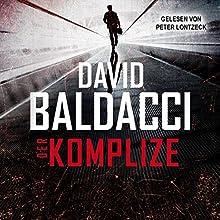 Der Komplize Hörbuch von David Baldacci Gesprochen von: Peter Lontzek