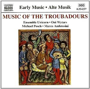 Musique Des Troubadours