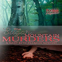 The Sugar Mountain Murders: Portman's Creamery Mysteries, Book 4 Audiobook by CS Patra Narrated by Jonathan Johns